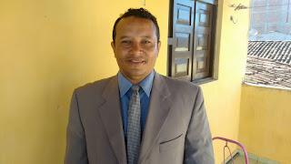 Líder comunitário e presidente da  (ACBMABN), Domar Justino vem se destacando com seu trabalho social