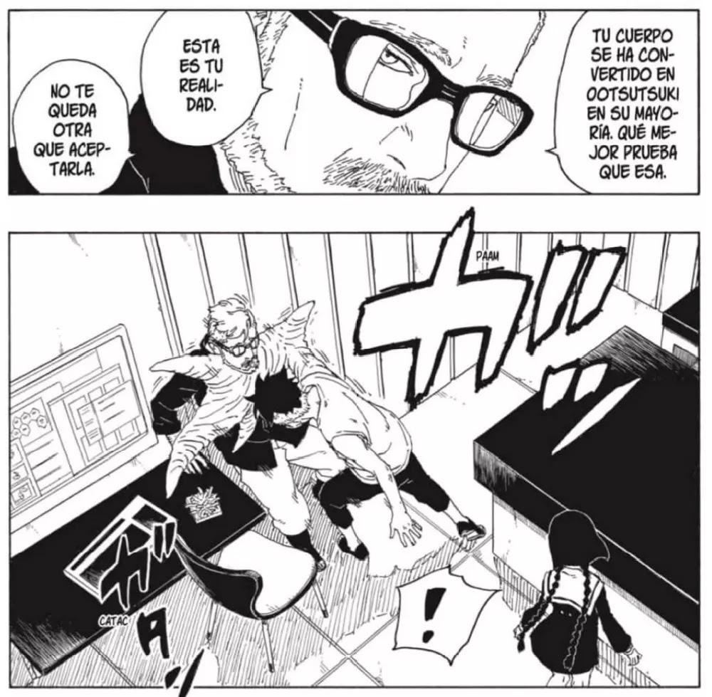 Pembahasan Manga Boruto Chapter 59