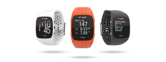 Polar M430: Chiếc đồng hồ chạy bộ tích hợp GPS, nhiều tính năng luyện tập, pin 30 tiếng