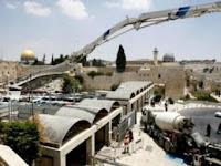 Palestina Minta Dunia Turun Tangan Menghentikan Penggalian di Masjid Al-Aqsha