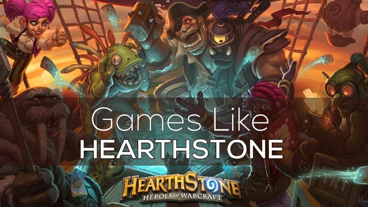 Games Like Hearthstone, Hearthstone Recommendations