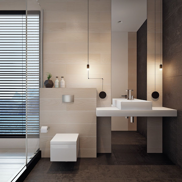 Bathroom Wall Tiles Design Ideas