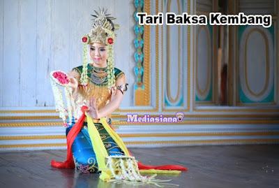 Tari Baksa Kembang (Kalimantan Selatan)