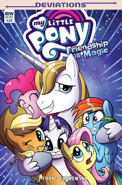 MLP Friendship is Magic #0 Comic