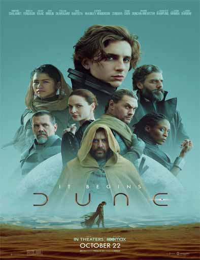 Pelicula Dune