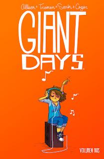 GIANT DAYS 2