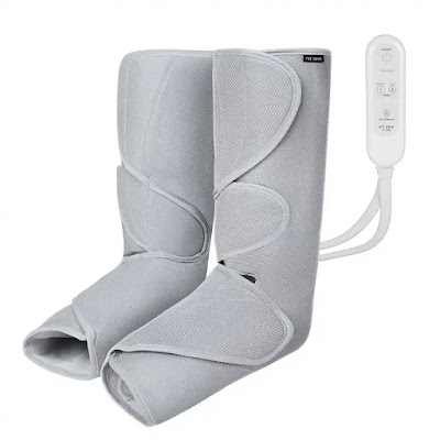 FIT KING Air Compression Leg Massager for Foot And Calf Circulation Massage | Best Air Compression Leg Massagers in India | Air Compression Massager Machine