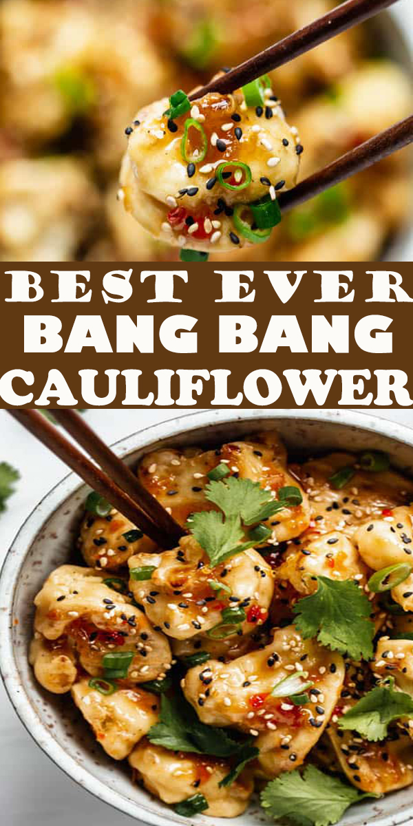 BANG BANG CAULIFLOWER#BANGBANG #CAULIFLOWER #BANGBANGCAULIFLOWER #dinner #recipe #food
