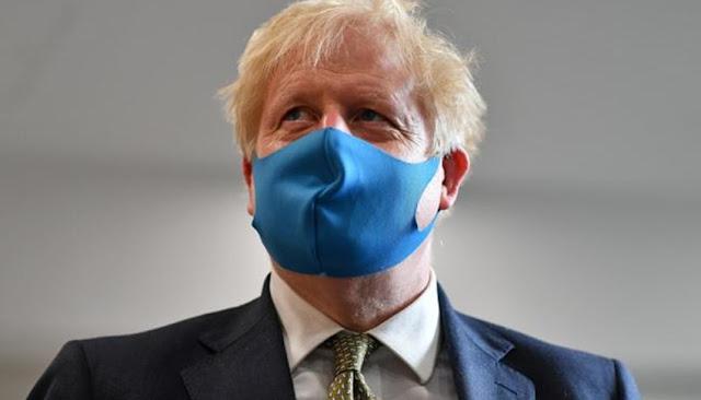 Boris Johnson anuncia un confinamiento para Inglaterra