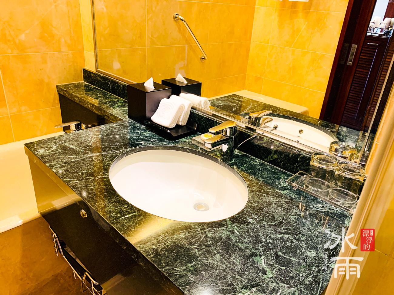 福華大飯店|洗手台