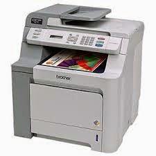 Imprimante Multifonction Brother Laser Couleur DCP 9040CN