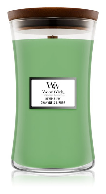Woodwick Hemp & Ivy