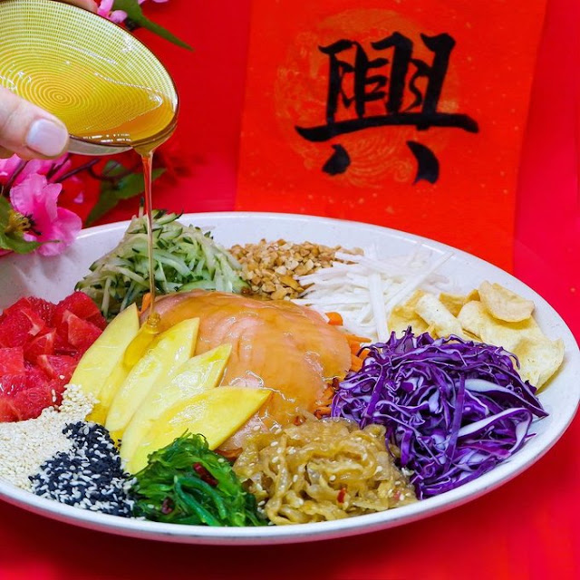 """KLOOK ~ """"Cow-Tim"""" Your Chinese New Year Meals and Gifting with Klook"""