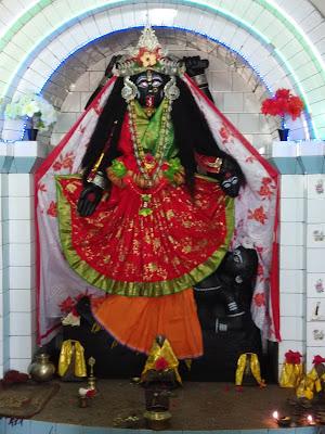 दक्षिणा काली का मंदिर, हरिद्वार। Dakshina Kali Temple, Haridwar