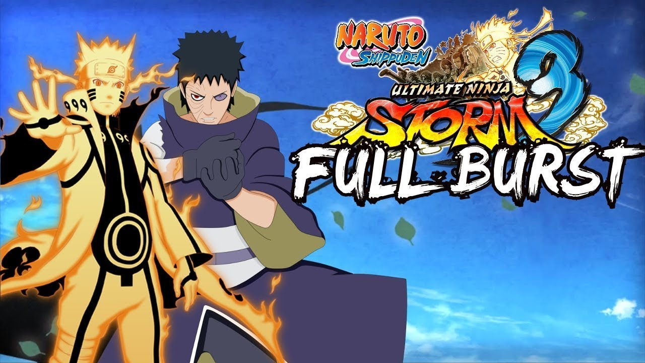 naruto pc game highly compressed free download