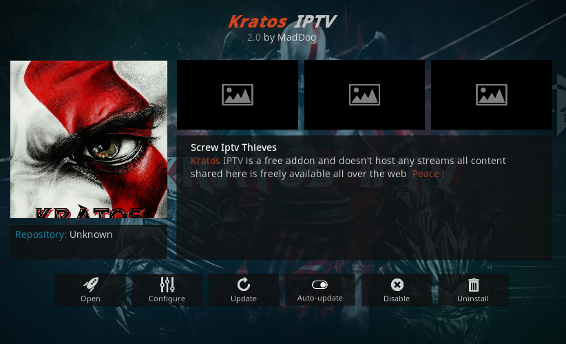 How To Install Kratos IPTV Kodi Addon Repo - KodiBoss