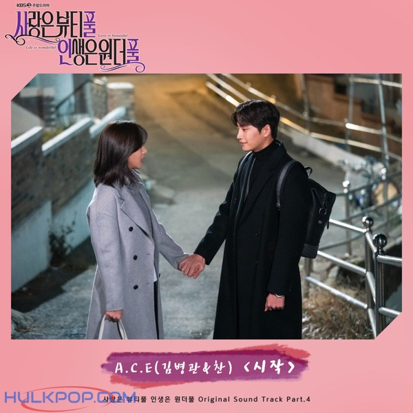 Kim Byeongkwan (ACE), Chan (ACE) -Beautiful Love, Wonderful Life OST Part.4