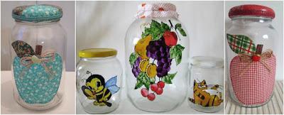 frascos-reciclados