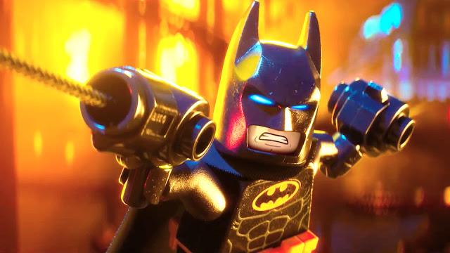 לגו באטמן - ביקורת סרט