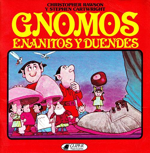 Libros Cliper de Relatos tradicionales Gnomos