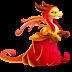 Dragón Escarlata   Scarlett Dragon
