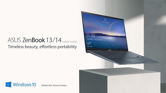 Asus PH - Zenbook - UX325 - UX425 - Intel - Title