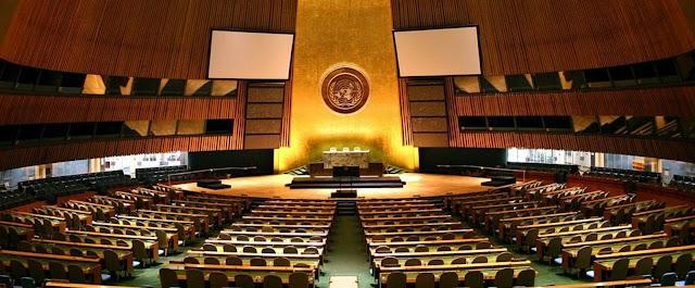 ΟΗΕ: Ξεκίνησε η 74η Γενική Συνέλευση