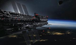 Asgardia - protección amenazas del espacio