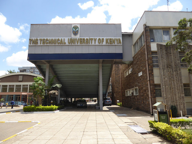List of Courses Offered by Technical University of Kenya