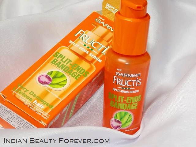 Garnier Fructis Splits Ends Serum review