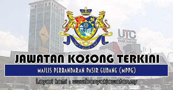 Jawatan Kosong 2018 di Majlis Perbandaran Pasir Gudang (MPPG)