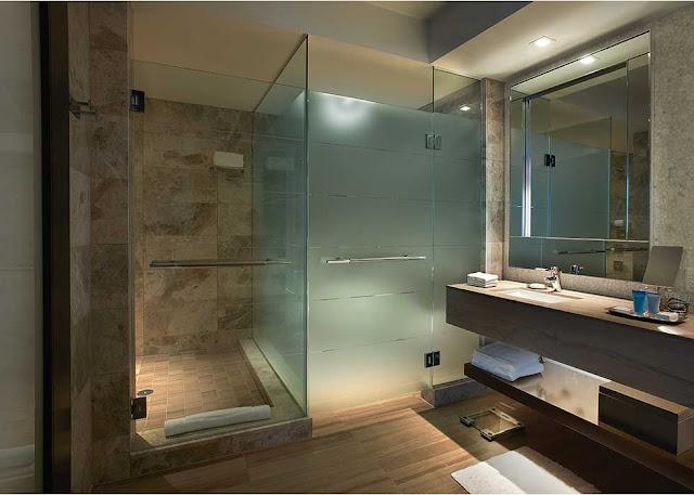 Phòng tắm kính - Mẫu số 8
