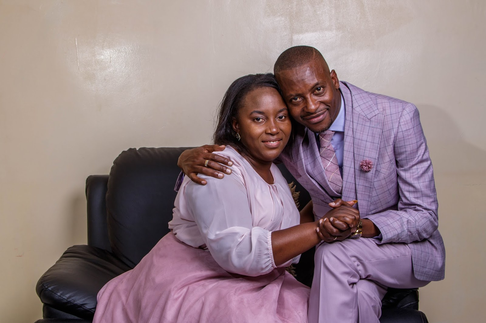 Apostle Pride and Anna Tendai Sibiya