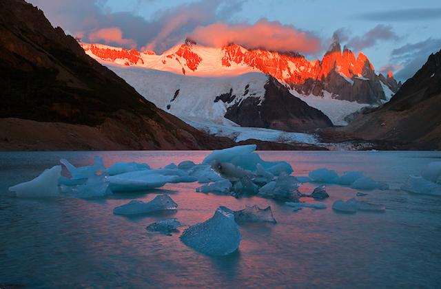 Laguna Torre,Patagonia