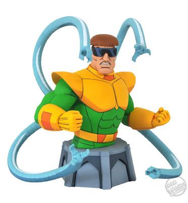 Diamond Select Marvel Animated Doctor Octopus Mini-Bust