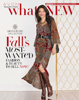 What's New Avon Campaign 22 Demo Book 2016