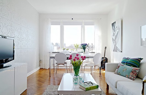 Create Space at Home