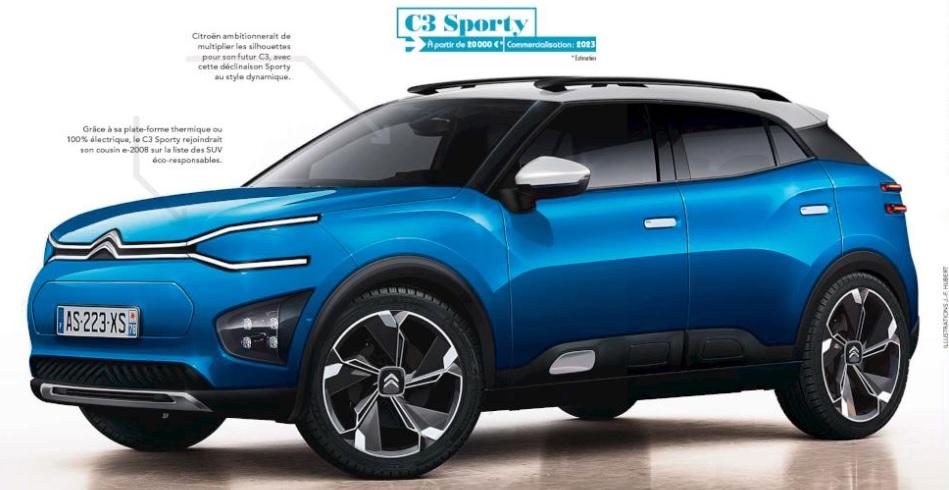 "2022 - [Citroën] ""petit SUV low-cost"" [SC24] 0.0006"