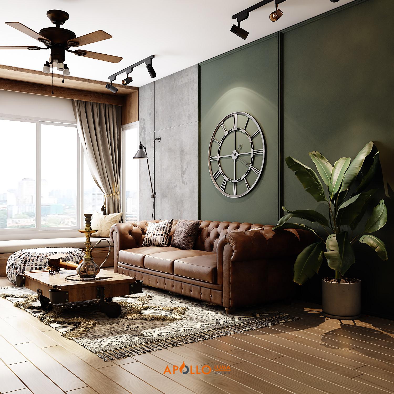 Bộ sưu tập: Phong cách nội thất Industrial (Công nghiệp)