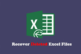 Restoring the Excel Files