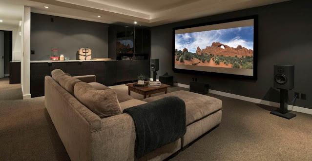 Yuk Buat Bioskop Mini di Rumah