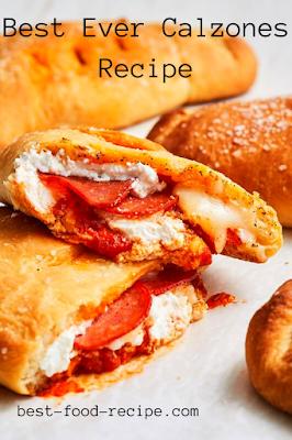 Best Ever Calzones Recipe