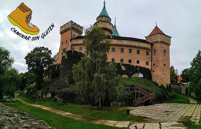 Castillo de Bojnice Eslovaquia