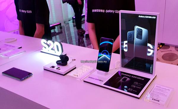 Malaysia Galaxy S20 Ultra