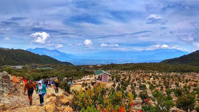 Gunung Papandayan Garut