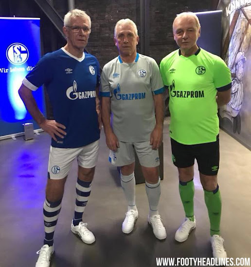 dde0261bb2e Umbro Schalke 18-19 Home