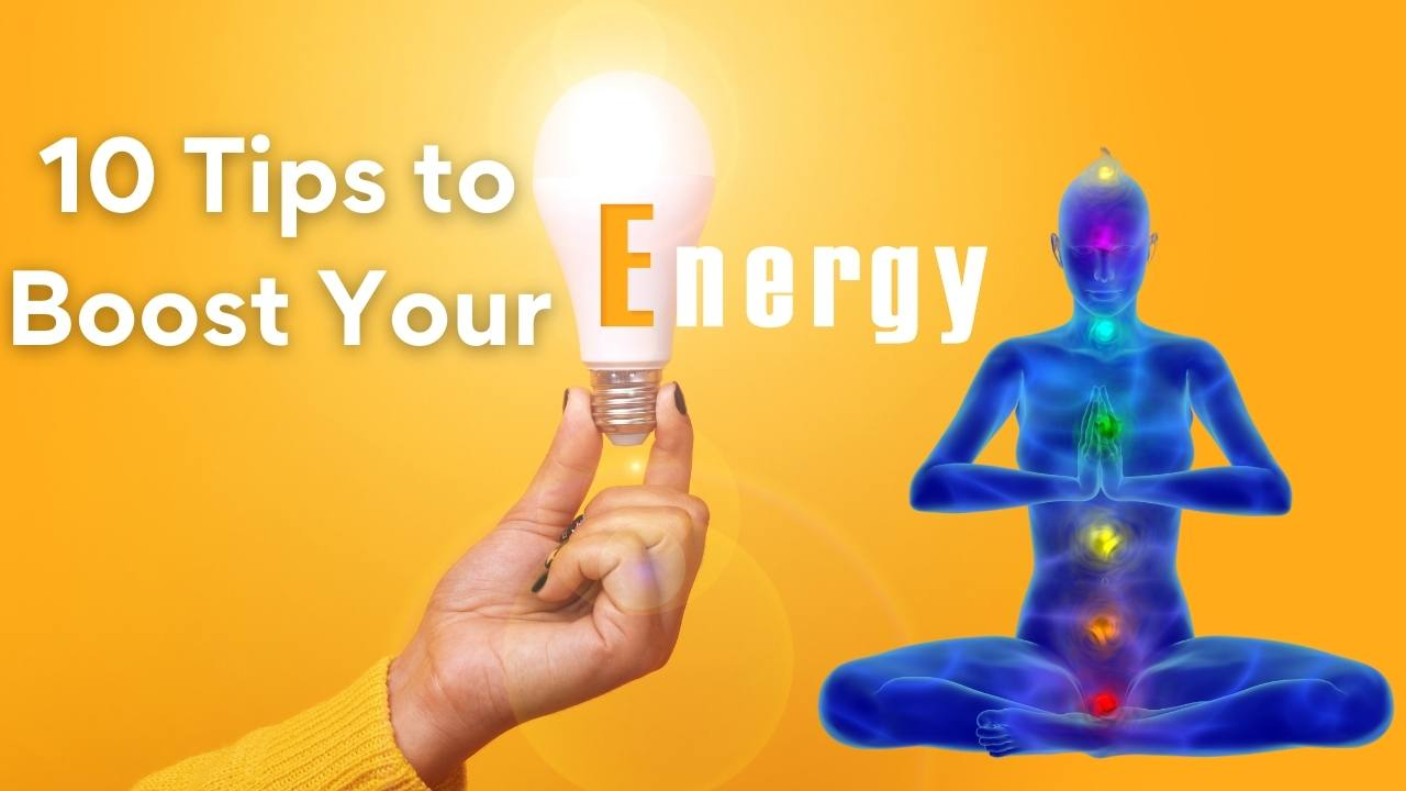 10 Tips to Boost Your Energy This Summer