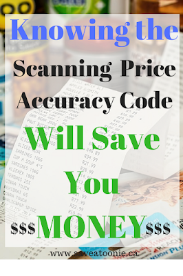 scanning price accuracy code
