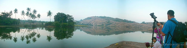 Animadha Eri Lake Narthamalai