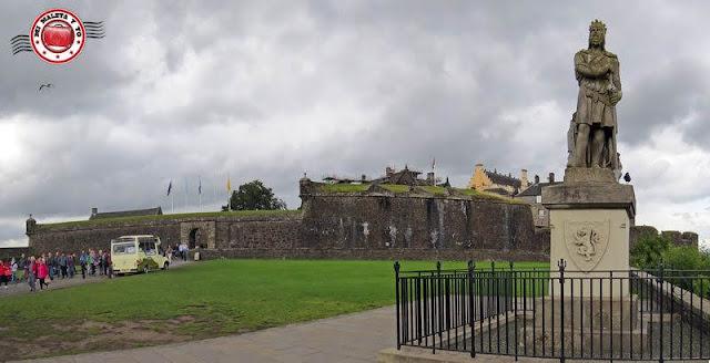 Escocia, Stirling, Castillo